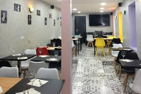 Jabal Liban, Restaurant Paris  #0