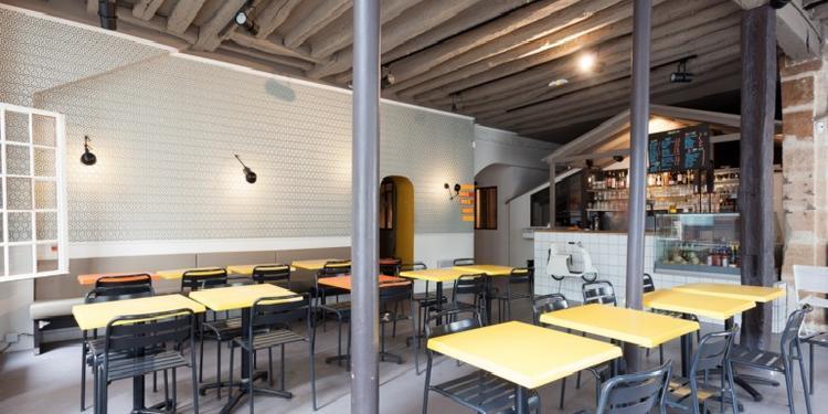 Le 5 Beaubourg, Restaurant Paris Hotel de Ville #2