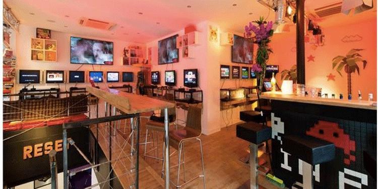 Le Reset Bar, Bar Paris Etienne Marcel #0