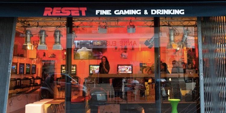 Le Reset Bar, Bar Paris Etienne Marcel #1