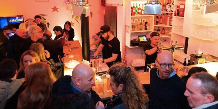 Le Reset Bar, Bar Paris Etienne Marcel #4