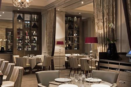 Le 16 Haussmann, Restaurant Paris Opera #0