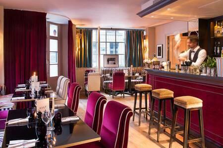 Kult, Restaurant Paris Saint-Thomas d'Aquin #0
