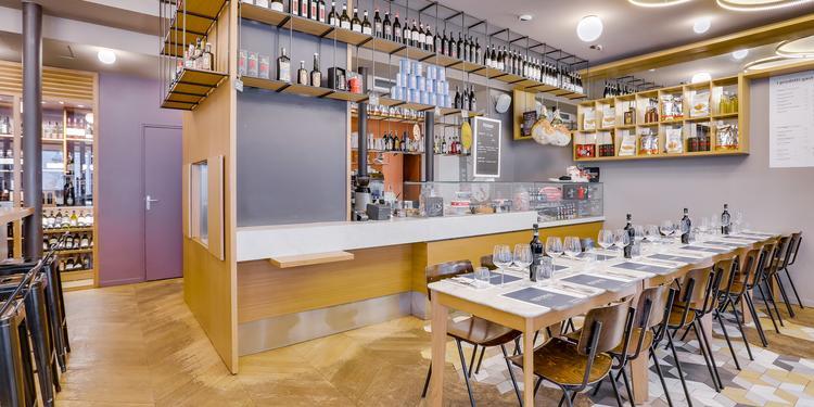 Le Meriggio, Restaurant Paris Grands Boulevards #0