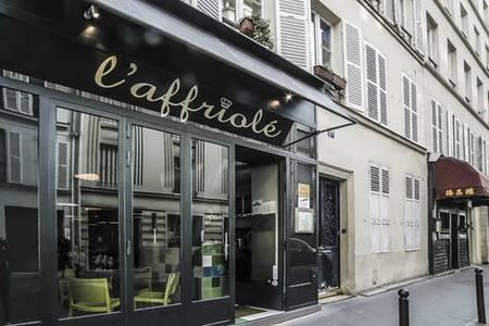 L'Affriolé, Restaurant Paris Gros Caillou #0