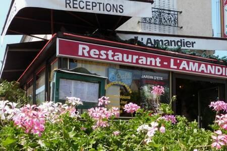 L'Amandier, Restaurant Clamart  #0