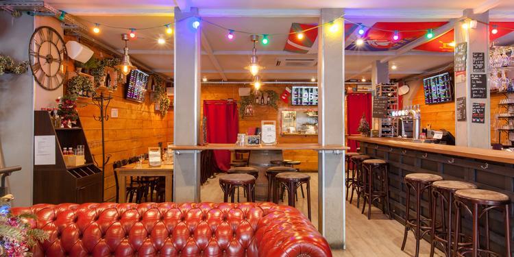 Le Wall Street Pigalle, Bar Paris Pigalle #6