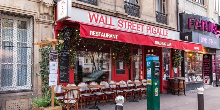 Le Wall Street Pigalle, Bar Paris Pigalle #9