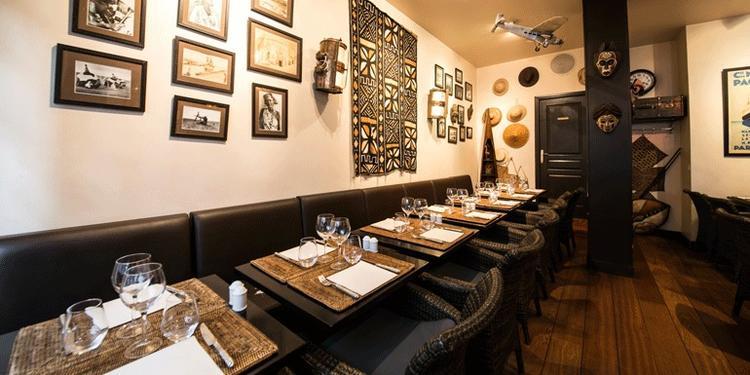 Bouillon des Colonies, Restaurant Paris Luxembourg #0