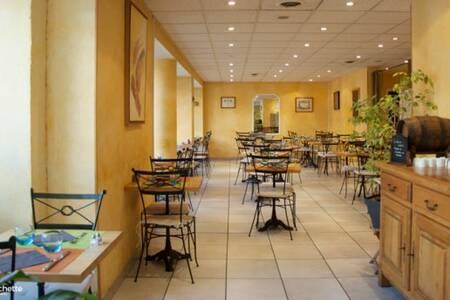 L'Aromence, Restaurant Marseille Prado #0