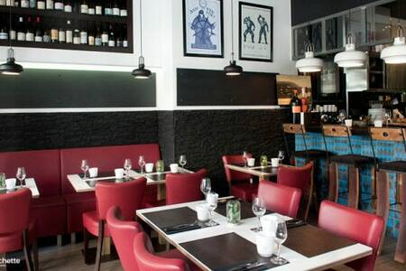 L'Atelier, Restaurant Nice Carabacel #0