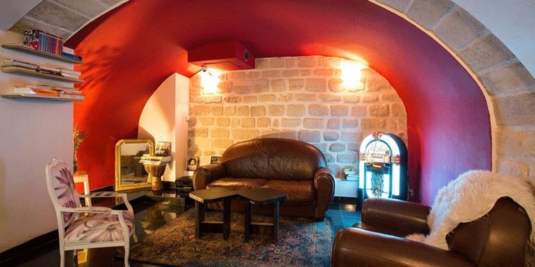 Les Souris Dansent, Bar Paris Etienne Marcel #1