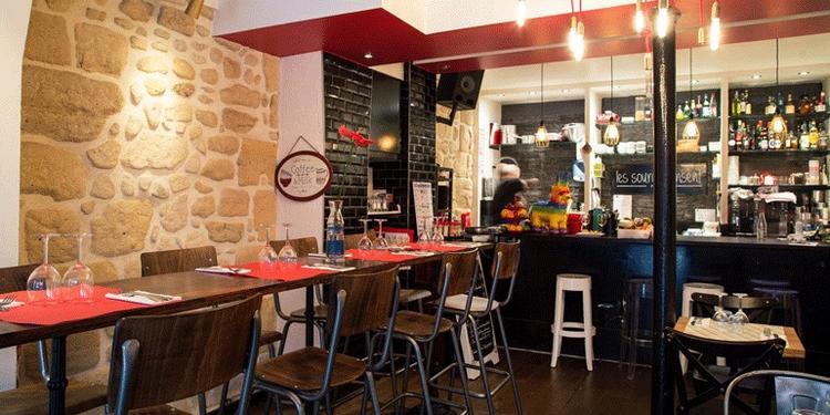 Les Souris Dansent, Bar Paris Etienne Marcel #2