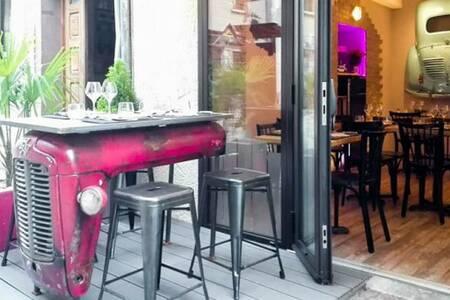 L'Authentique, Restaurant Espalion  #0
