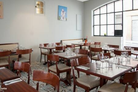 L'Avant Cour, Restaurant Marseille Endoume #0