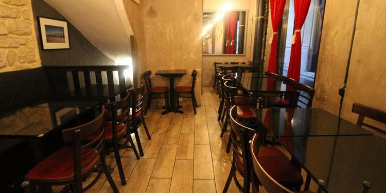 Magnum Bar, Bar Paris  #1