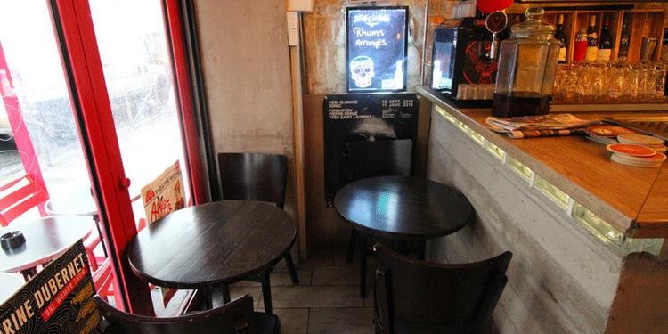 Magnum Bar, Bar Paris  #3