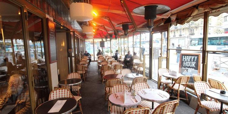 Le café d'Orleans, Bar Paris Denfert-Rochereau #0