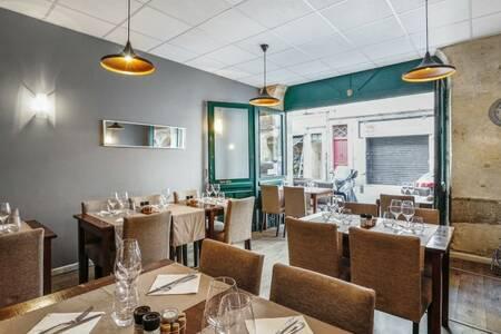 L'Épicurieux, Restaurant Bordeaux Victoire #0