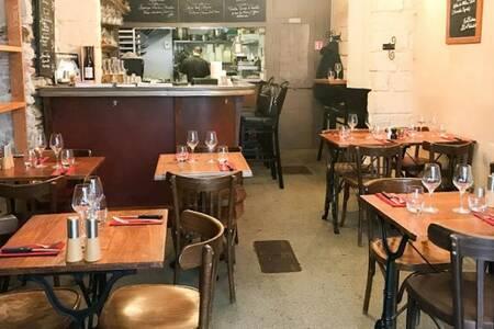 L'Etrillum, Restaurant Nantes Bouffay #0