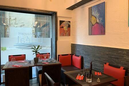 L'Idéal, Restaurant Montpellier L'Écusson #0