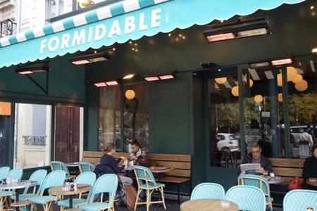 Le Formidable, Bar Paris Jaurès #0