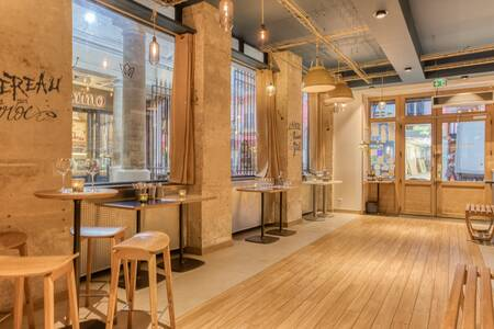 Mersea, Restaurant Paris Grands Boulevards #0