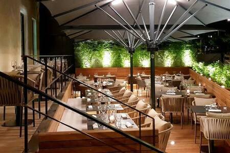 L'Octave, Restaurant Lyon Docks #0