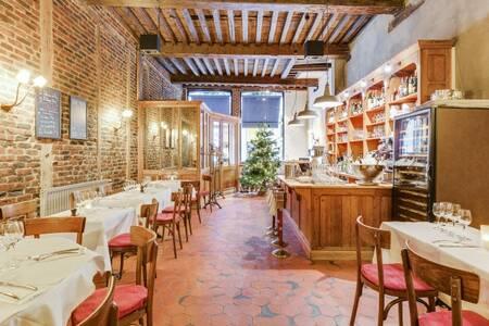 L'Orange Bleue, Restaurant Lille Vieux Lille #0