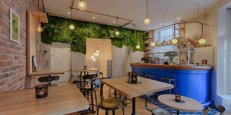 Rainettes, Bar Paris Marais #0