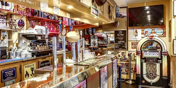Le Rugby Bar - Le Comptoir, Bar Paris Saint-Lambert #0