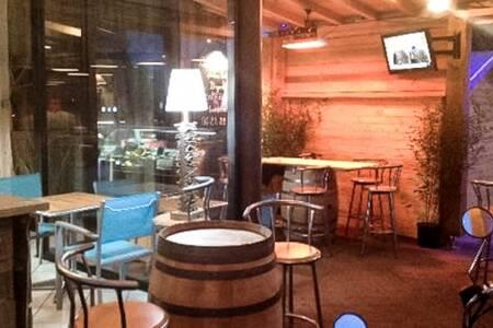 La Cabane, Restaurant Toulouse Patte d'Oie #0