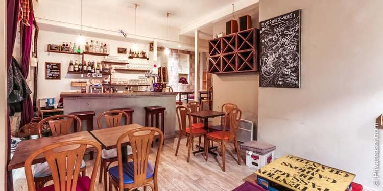Les Saltimbanques, Bar Paris Oberkampf #0