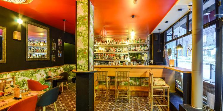 Le Cinquième sens, Bar Paris Saint-Michel #0