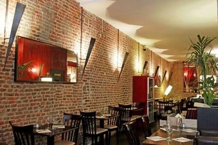 La Connivence, Restaurant Lille Vieux Lille #0