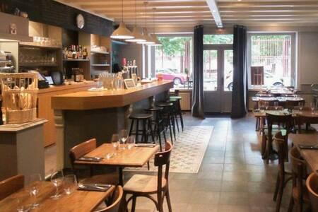 La Consigne, Restaurant Lille Lille Centre #0