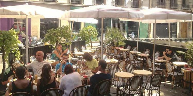 Le Mimosa, Bar Paris Châtelet - Les Halles #0