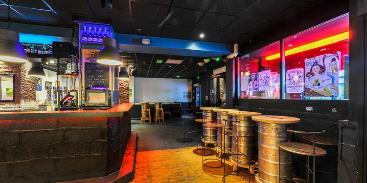 L'international, Bar Paris Folie-Méricourt #0