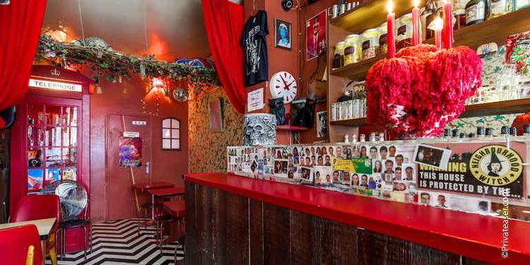 Pili Pili, Bar Paris Parmentier #1