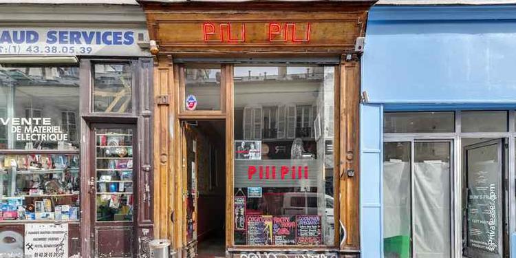 Pili Pili, Bar Paris Parmentier #4