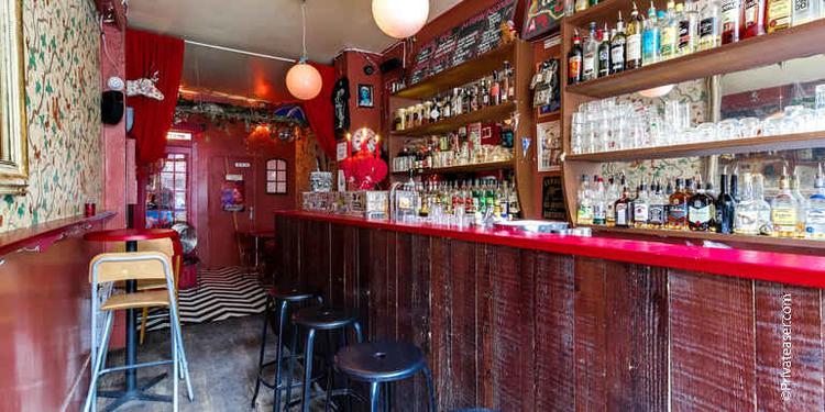 Pili Pili, Bar Paris Parmentier #2