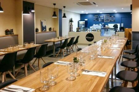 La Gamelle, Restaurant Bordeaux Hotel de Ville / Quinconces #0