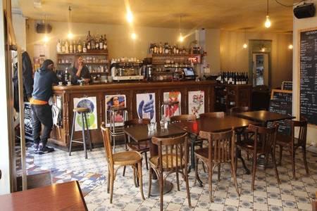 Les Potaches, Bar Paris Folie-Méricourt #0