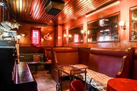 Le Cotton Club, Bar Paris Pigalle #0