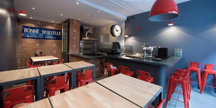 La Cerise sur la Pizza, Restaurant Paris Bonne Nouvelle #0