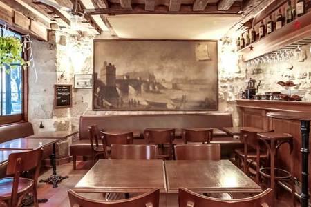 Le Bar du Caveau, Bar Paris Cité #0