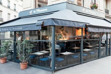 La Massara, Restaurant Paris Le Marais #0