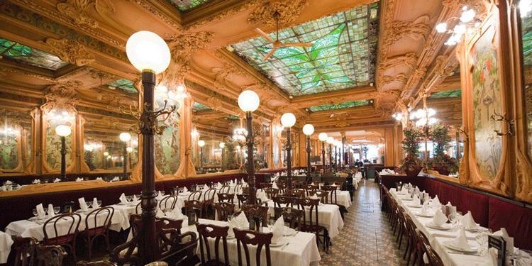 La Brasserie Julien, Restaurant Paris Grands Boulevards #0