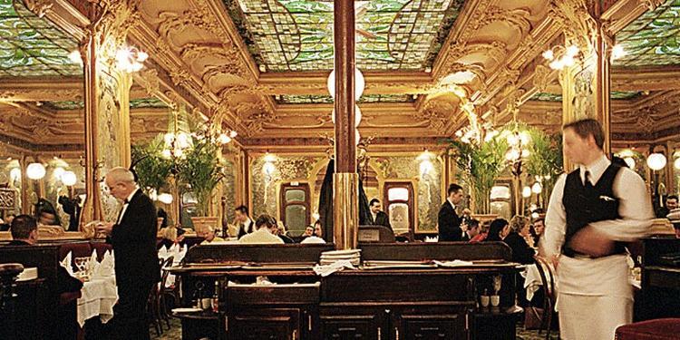 La Brasserie Julien, Restaurant Paris Grands Boulevards #3