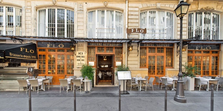 Brasserie Flo Restaurant Paris Grands Boulevards 7